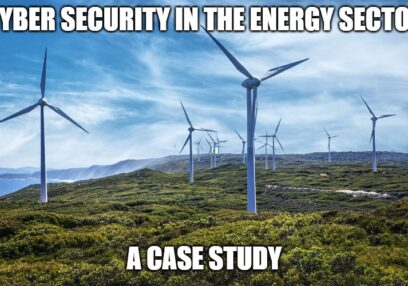 Cyber Security for a windfarm