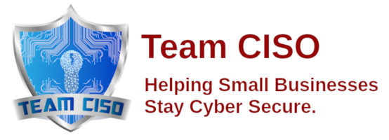 TeamCISO - Helping Small Businesses stay Cyber Secure